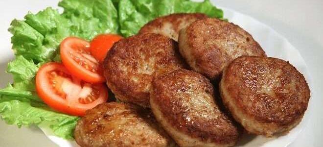 Сколько в холодильнике хранятся сырые и готовые котлеты: мясные, рыбные, овощные