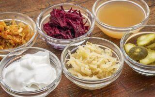 Ферментированные продукты: что это такое и как они могут улучшить ваше здоровье?