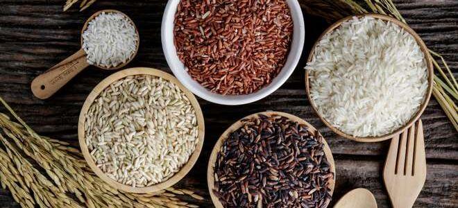Как коричневый рис превращается в белый. И как сохранить всю пользу риса.
