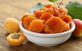 У сушеных абрикосов нет вопросов. Курага, как сохранить в домашних условиях.