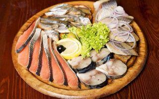 Сроки, место и условия хранения сырой, готовой и живой рыбы