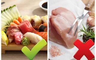 Почему мы едим сырую рыбу и говядину, но не сырую курицу?
