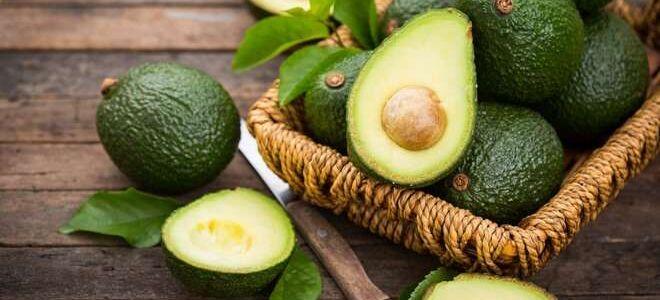 Как сохранить авокадо надолго