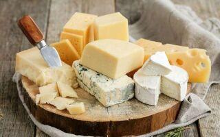 Как долго хранить сыр разных сортов в холодильнике. Можно ли замораживать?