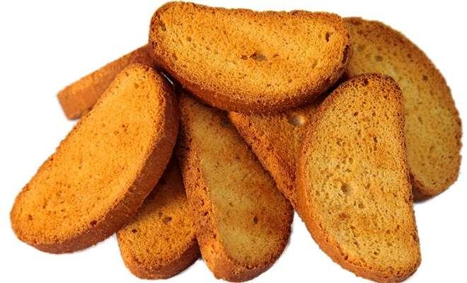 сухой хлеб