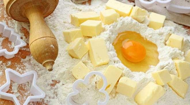 как хранить песочное тесто
