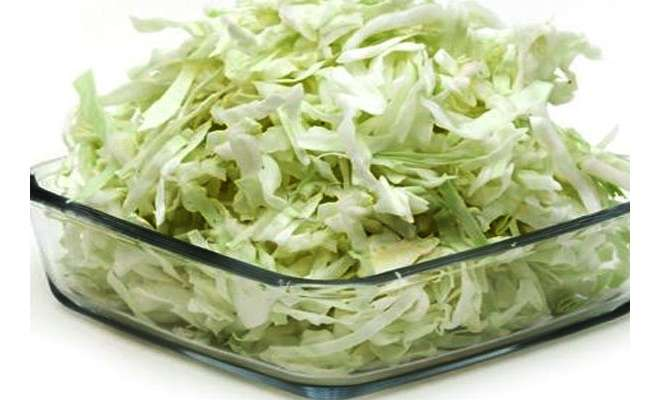 заморозить белокочанную капусту на зиму