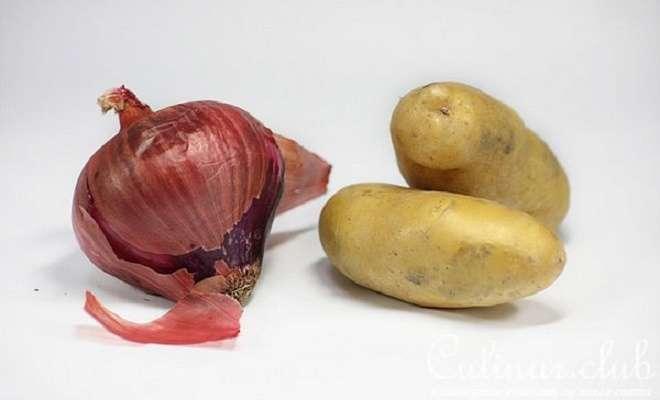 картофель и лук совместимость