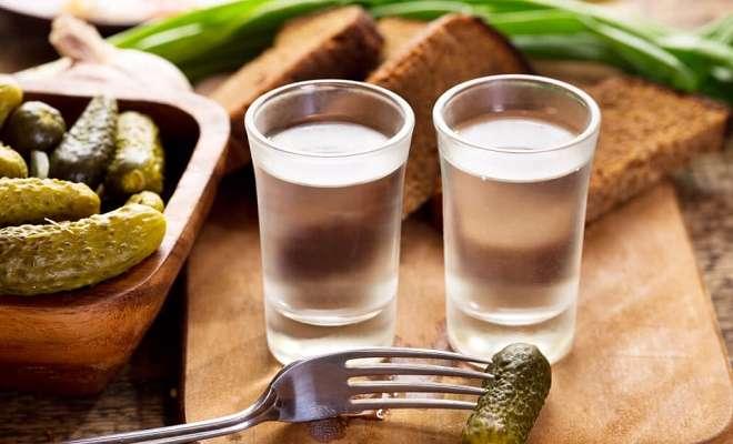 вкус качественной водки