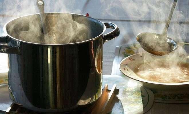 Сколько может стоять суп без холодильника