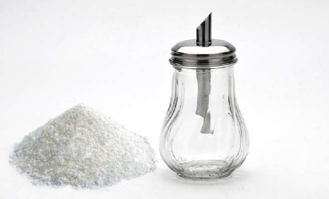 сахарница с дозатором