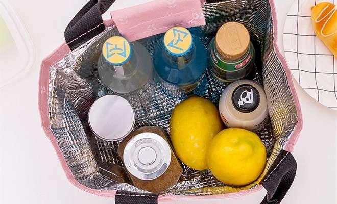 продукты в термопакете
